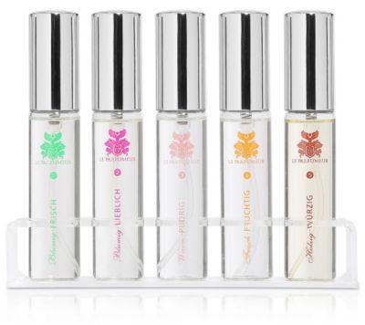 LE PARFUMEUR Duftkollektion, Set aus 5x25ml Eau de Parfum
