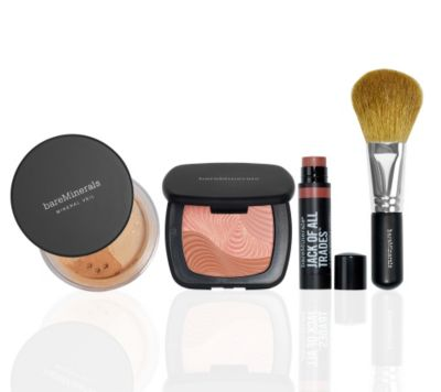 bareMinerals® Bronze Bliss deluxe Summer Bronzing Make-up-Set 4-tlg.