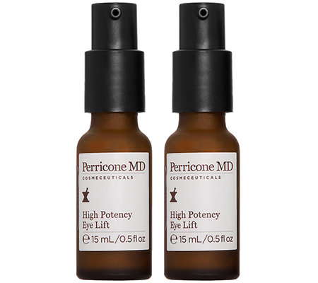 DR. PERRICONE High Potency Eye Lift im Duo 2x 15ml