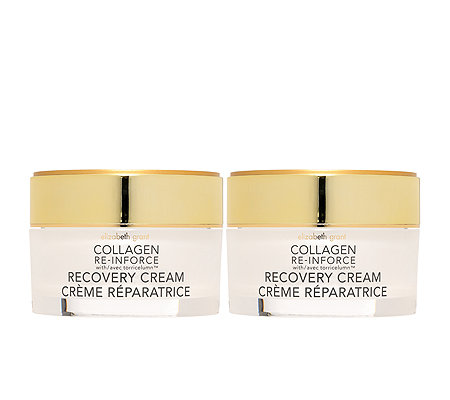 ELIZABETH GRANT COLLAGEN Recovery Cream Spezialpflege Duo 2x 50ml