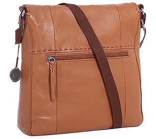Umschlagtasche Leder