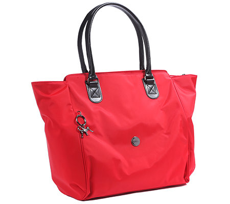 KIPLING Medium-Shopper Ulyssa 100% Nylon Henkel ca. 52cm