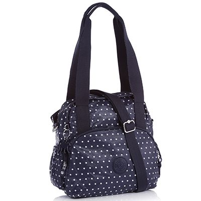KIPLING Medium-Shopper Aleksys BP Lackoptik div. Staufächer
