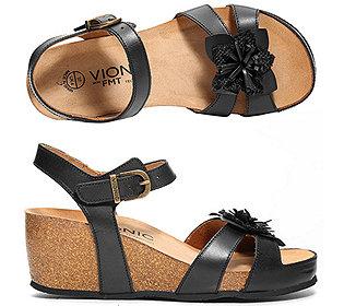 Sandaletten Leder