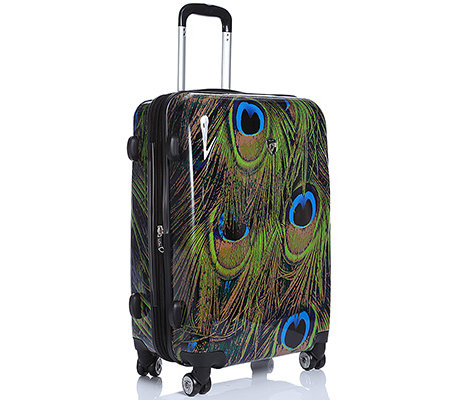 HEYS USA Novus Art Collection Trolley, 4 Rollen Polycarbonat ca. 43x66x27cm