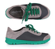 VITAFORM ACTIVE Damensneaker Materialmix Austauschfußbett Shock-Absorber