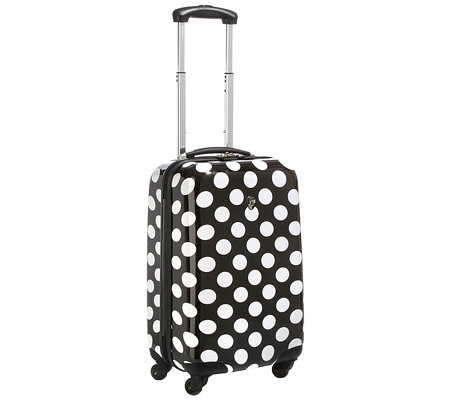 HEYS USA Novus Art Collection Trolley, 4 Rollen Polycarbonat ca. 56x33x23cm