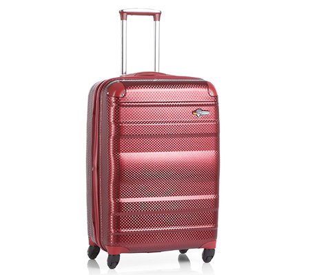 HEYS Triton Collection Trolley, 4 Rollen Polycarbonat ca. 46x66x28cm/ 4,3kg