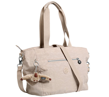 KIPLING Medium Shopper Owena Sicherheitsfach Riemen max. 164cm
