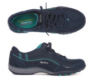 SKECHERS Damensneaker Breathe easy Materialmix Memory-Foam