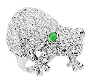 Ring Frosch