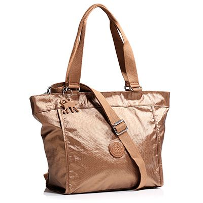 KIPLING Medium-Shopper New Shopper S Nylon Paspeldetails