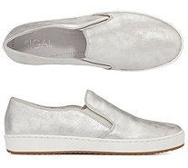 Damenslipper Metallic - 303069