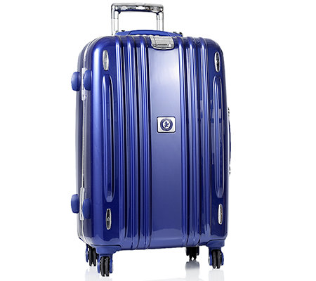 HEYS USA Crown M Elite Trolley, 4 Rollen Polycarbonat ca. 66x43x27cm