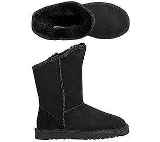 Boots echt Leder