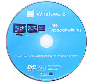 Windows 8 Tutorial DVD