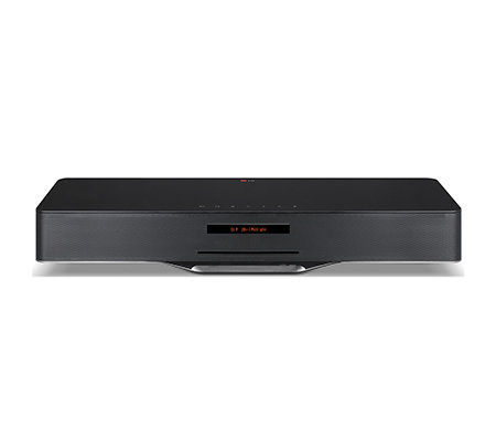 LG Micro HiFi System USB- & CD-Wiedergabe DAB+, WLAN, Airplay, Bluetooth, NFC, 40W