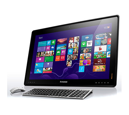 LENOVO All-in-One PC 68,6cm Display 1TB, 8GB RAM, Full HD inkl. Tastatur & Maus