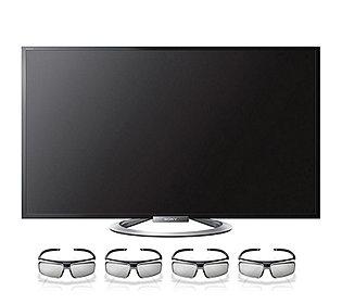 LED-TV 3D 139 cm EEK A+