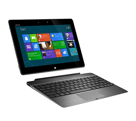 ASUS Transformer Book Notebook- & Tablet- Kombination, Corei5 33,7cm Touchdispl ay