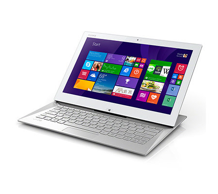 SONY 33,7cm Duo-Ultrabook 125GB SSD, 4GB RAM IPS Touch Display, 4G Core i7, 4G, LTE, NFC