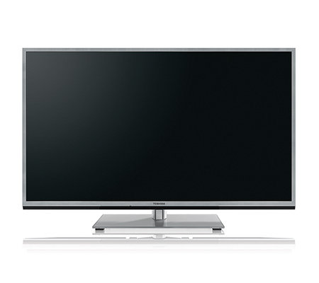 TOSHIBA 3D LED-TV Full HD, 200Hz Smart TV, 3D Brille 3 Jahre Garantie