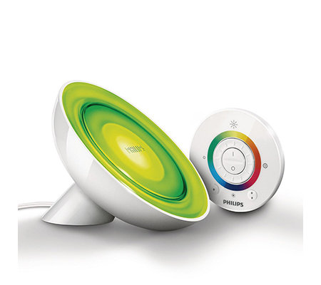 PHILIPS LivingColors Bloom White LED-Leuchte inkl. LivingWhites Adapter