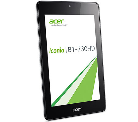 ACER 17,78cm Tablet PC Dual Core, WLAN, 8GB inkl. Anleitungs DVD Tasche & 8GB Karte