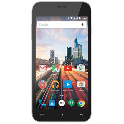 ARCHOS 12,7cm Smartphone HD-Display, LTE, 13MP Kamera, Android 5.1