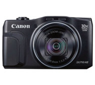CANON Superzoom-Kamera 20MP, 30fach Zoom Full HD Videos Tasche, 8GB Karte
