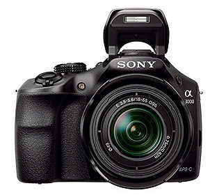 ILCE-3000K Kamera