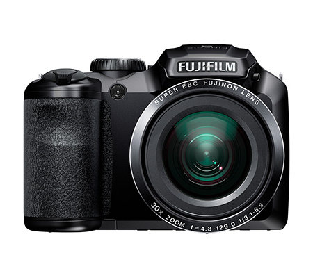 FUJIFILM 16MP Bridge Kamera 30xopt./6,7xdig.Zoom 24mm Weitwinkel 16GB Karte, Ta sche