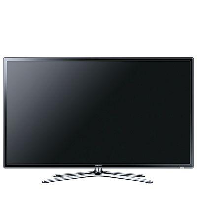 SAMSUNG 117cm 3D Smart TV Full HD, 200Hz Dreifach-Tuner, USB inkl. Anleitungs-DVD UE46F6340