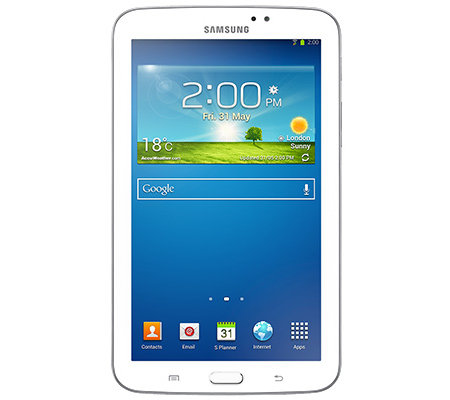 SAMSUNG Galaxy Tab 3 17,78cm Tablet PC 8GB, Android 4.1 Multitouch Display
