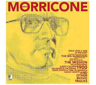 Ennio Morricone Buch/CDs