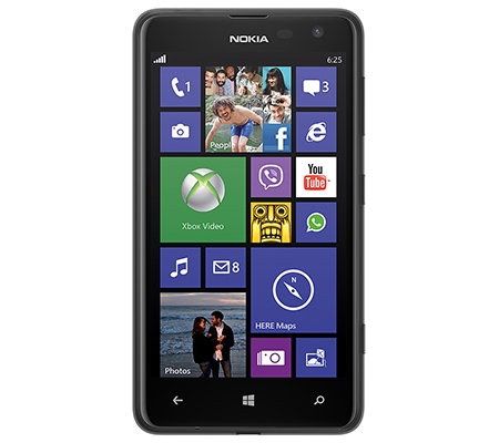 NOKIA Windows Phone 11,9cm IPS-Display Gorilla-Glas, 8GB LTE, Full HD Video