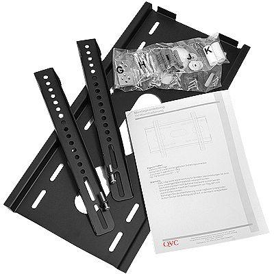TV-Wandhalterung VESA Standard 400x300mm 68cm bis 94cm bis 75kg PSW112S2 BK