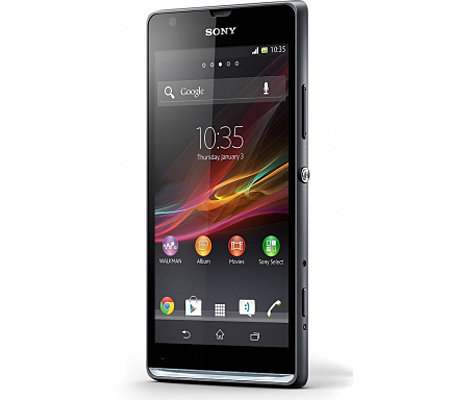 SONY 11,7cm Smartphone Gorilla Glas, 8GB 8MP Kamera, Full HD LTE, NFC, Bluetooth