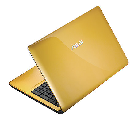ASUS 39,6cm Notebook 320GB, 6GB RAM Windows 7 inkl. Tasche & DVD