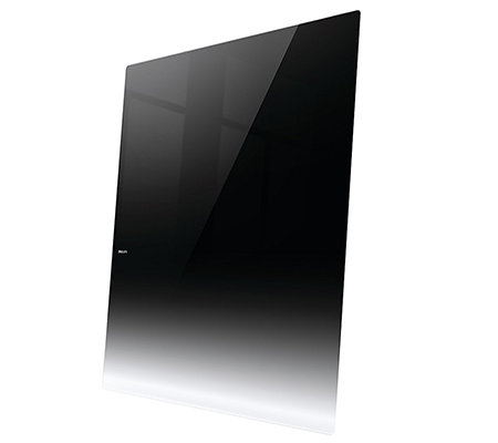 philips design line 140cm 3d smart tv ambilight inkl 2x 3d brillen. Black Bedroom Furniture Sets. Home Design Ideas