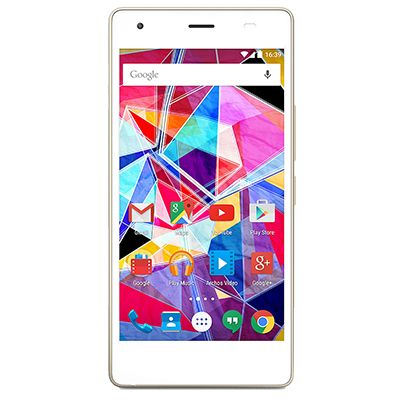 ARCHOS 12,7cm Smartphone AMOLED HD Display 16GB, Octa-Core LTE, Android 5.1