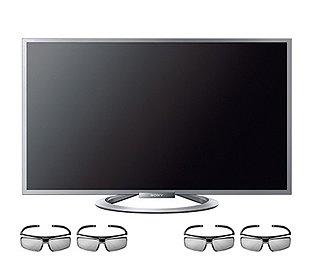 3-D-TV 107/119 cm