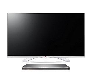3-D TV & LAP341 EEK A+