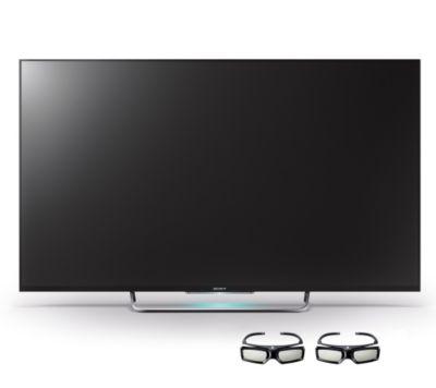 SONY 138cm 3D Smart TV Full HD, 800Hz USB-Aufnahme, DVD 4J. Garantie