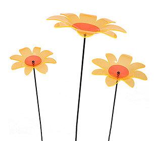 3 Sonnenfänger Blumen