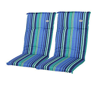 "2 Stuhlauflagen ""Linea"""