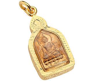 Edelstein-Amulett