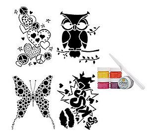 Textil-Design 10tlg.