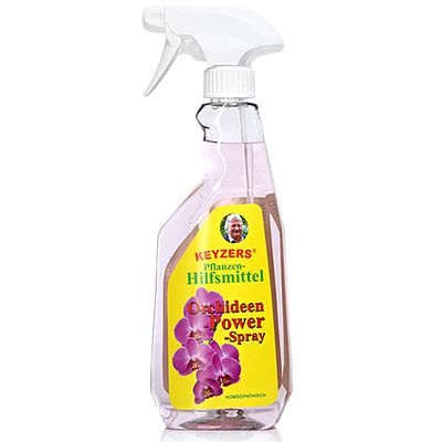 KEYZERS® Orchideen- Power-Spray zur Stärkung 500ml