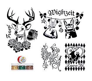 Textil-Design Oktoberfest
